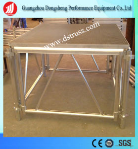 China Hot Sale Portable Stage Structure for Concert Event Outdoor Event Stage pictures & photos