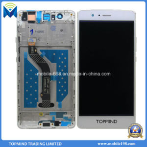 Cellphone Screen for Huawei P9 Lite LCD Screen with Touch Screen with Frame pictures & photos