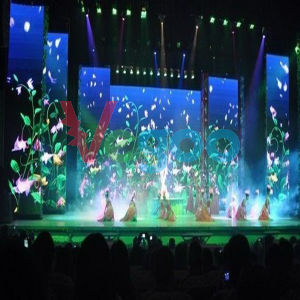 HD Indoor Rental 3.91mm LED Display for Stage Performance