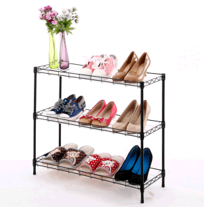 Amjss016b Shoe Rack with Ce SGS Certificate pictures & photos