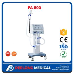 PA-500 Economical Medical Trolley Ventilator Machine pictures & photos
