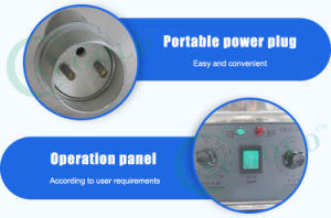 Portable Type Auto-Control Stainless Pressure Autoclave pictures & photos