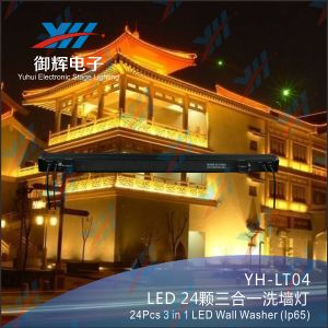 24 PCS of 3 in 1 Professional Outdoor Waterproof LED Wall Washer Light pictures & photos