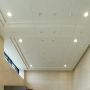 Sandwich Composite Honeycomb Aluminum False Ceiling for Interior & Exterior Use pictures & photos