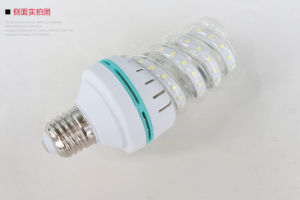 Spiral Shape 81*190mm LED Energy Saving Lamp 24W Corn Light LED Bulb pictures & photos