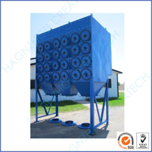 Welding Fume Filter Dust Collector Cartridge Filter (3000 m3/h) pictures & photos