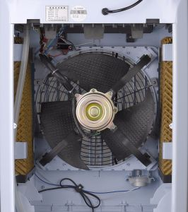 Portable Evaporative Air Cooler with Remote Control pictures & photos