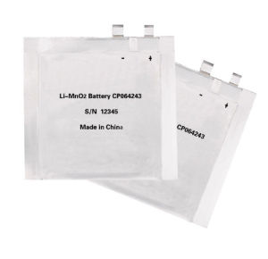 Cp064243 Thin Cell 3V Lithium Battery pictures & photos