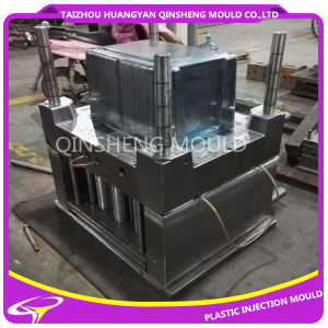 Plastic Injection Water Cooler Tank Mould pictures & photos