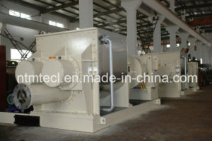 Kneader with Ball Valve, Tilting, Screw Extruding Discharge for CMC, Cellulose, Ink, Plasticine, Carbon, Rubber Mixer Machine pictures & photos
