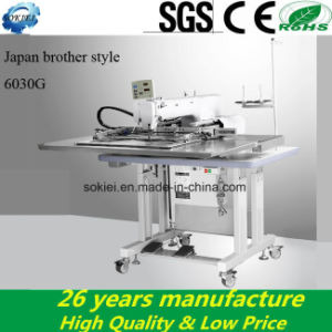Computerized Automatic Single Needle Lockstitch Industrial Sewing Embroidery Machine pictures & photos
