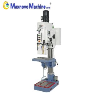Variable Speed 50mm Vertical Drilling Machine with Ce Approved (mm-SSB50FSuper) pictures & photos