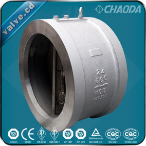 ANSI Standard H76 Wafer Type Swing Check Valve pictures & photos