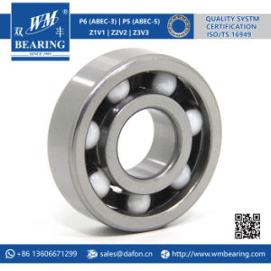 6302 High Temperature High Speed Hybrid Ceramic Ball Bearing pictures & photos