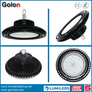 UFO LED Highbay Lamp Dimmable Sensor 130lm/W 240W 200W 100W LED High Bay Light 150W pictures & photos