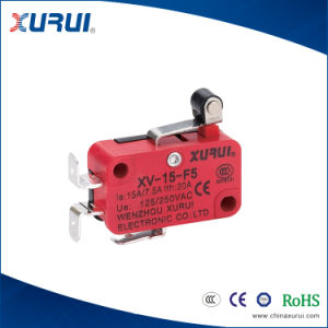 Right Angle Handle Terminal Type of Micro Switch pictures & photos