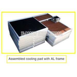 Aluminium Alloy Mounted Cooling Pad Match with Cooling Fan pictures & photos