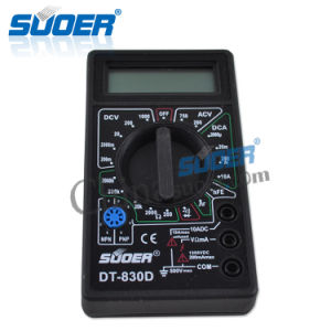 Digital Multimeter (DT-830D) pictures & photos
