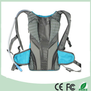 IP67 Waterproof 35L 6.5W Cycling Solar Power Backpack with 2.5L Water Bladder Bag (SB-178-B) pictures & photos
