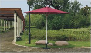 Outdoor Garden Aluminum Umbrella pictures & photos