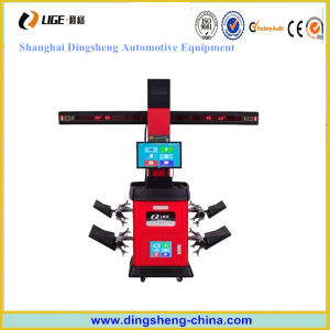 Wheel Alignment for All Vehicles with 3D Machines