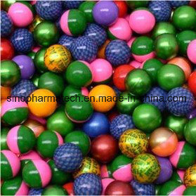 Top Quality GMP Gelatin Customized Design OEM Paintball Manufacturer pictures & photos