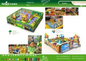 Kaiqi Large Commercial Qualified and Customized Indoor Playground pictures & photos