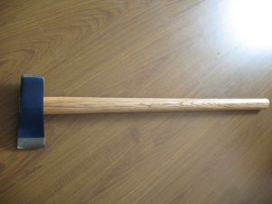 Splitting Maul with Wooden Handle pictures & photos
