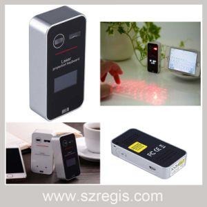 Mini Wireless Bluetooth Laser Projection Keyboard pictures & photos