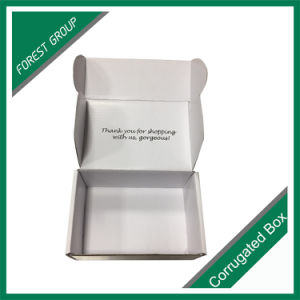 Flat Packed Durable Gift Packaging Corrugated Boxes pictures & photos