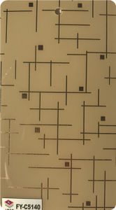 Special Design PVC Sheet Panels pictures & photos