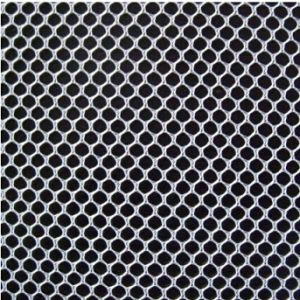 Hexagonal Polyester Fabric for Strengthening Mosaic Back Mounting pictures & photos