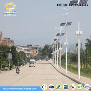 8m Pole 60W LED Wind Solar Hybrid Street Light with LED Lamp pictures & photos