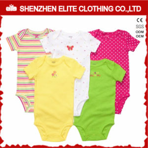 Toddler Baby Wear Baby Clothing Manufacturer OEM Romper (ELTBCI-18) pictures & photos