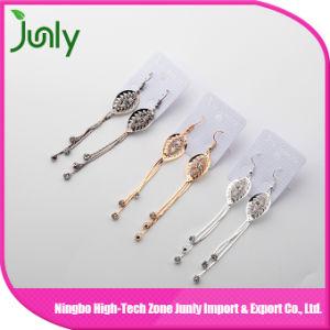 New Style Earrings Women Leaf Cheap Earrings Made in China
