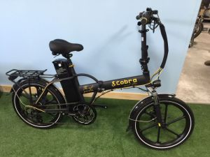 High Speed Big Power Mag Wheel Electric Foldable Bike pictures & photos