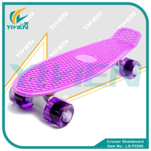 22′′ Plastic Penny Board with Ce Certificated Skateboard pictures & photos
