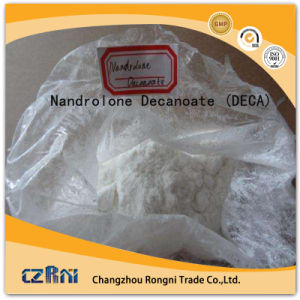 Raw Powders Anabolic Deca Injectable Steroids Nandrolone Decanoate pictures & photos