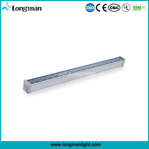 Ce DMX Control Outdoor RGB 108W LED Linear Wall Washer pictures & photos
