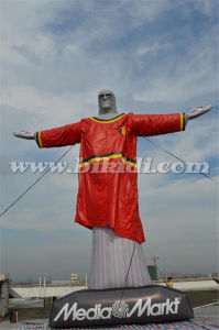 Giant Infltable Jesus Character Ground Balloon for Sale K2093 pictures & photos