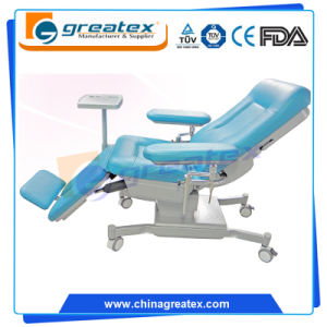 Manual Blood Dialysis Chair Hospital Chairs (GT-AD04) pictures & photos