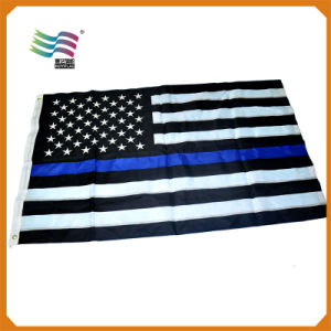 2017 Custom Polyester National Flag for Promotion (HYNF-AF014) pictures & photos