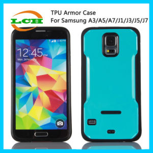 Shockproof Silicone Armor Phone Cases for Samsung J7/J5/J3/A7/A5/A3 pictures & photos