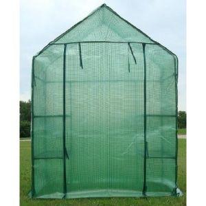Patio Gardman Transparent PE Mesh Walk-in Greenhouse pictures & photos