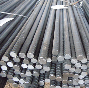Iron Rods for Construction HRB400 Grade and 6m Rebar pictures & photos