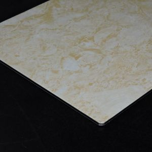 Slolid Metallic Color Aluminum Composite Panel pictures & photos