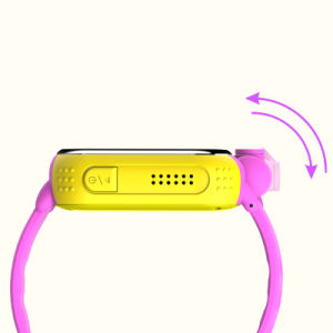 Touch Screen 3G Watch GPS Tracker with Camera pictures & photos