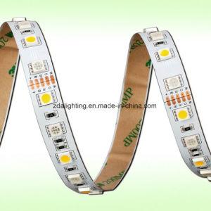 12V/24V 60LEDs/M Rgbww/Warm White LED Ribbon Strip