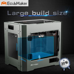 Home Use DIY Digital Desktop 3D Printer, Fdm 3D Printer Machine pictures & photos