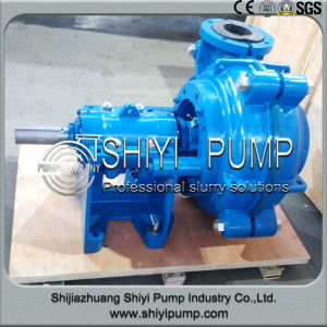 Single Stage Horizontal Centrifugal High Pressure Slurry Pump pictures & photos